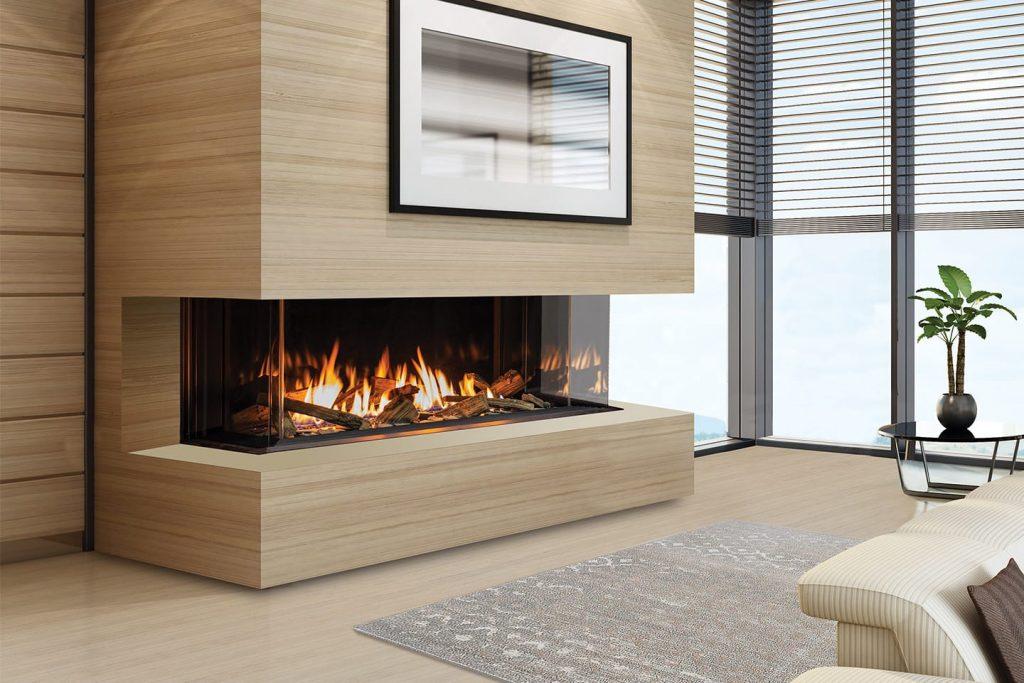 U50 Urbana Gas Fireplace