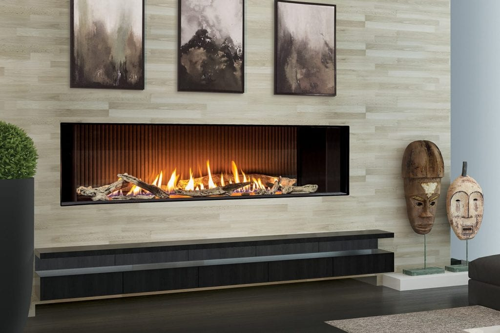 U70 Urbana Gas Fireplace